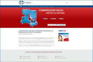 Shephard Engineering Services Website
