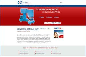 Shephard Engineering Services Website
